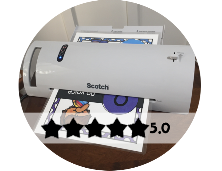 Product Review - Laminator